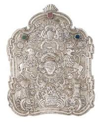 torah breastplate sephardim or ashkenazi judaica