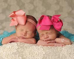 baby bows and headbands newborn bow headband etsy