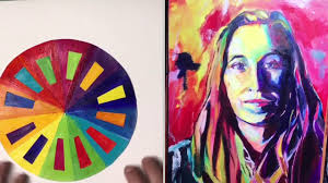 how to make a color wheel for powerful paintings youtube