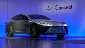 purple lexus 2017 lexus ls concept motor1 com photos