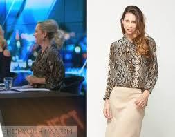 snake print blouse the project june 2016 fifi s snake print blouse shop your tv