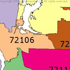 rock zip code map rock arkansas zip code boundary map ar