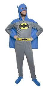 batman mens pajamas