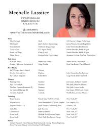 Actor Resume Commercial How To Attach Resume To Headshot Resume For Your Job Application