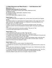 a solution review worksheet chemistry 11 review worksheet