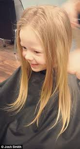 best haircut for alopecia girl donates her long locks to children s alopecia charity daily