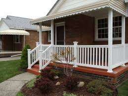Front Porch Awnings Front Porch Awnings Security And Design Style In One Clap