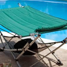 bliss hammocks stow ez portable single hammock with steel stand