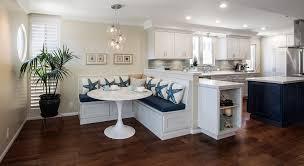 banquette storage bench kitchen diy corner booth kitchen table