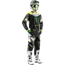 mx motocross gear thor phase sp14 pro circuit monster energy mx motocross jersey