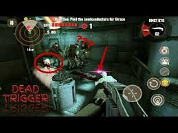 game dead trigger apk data mod dead trigger all weapons mod apk infinity gold ammo money di