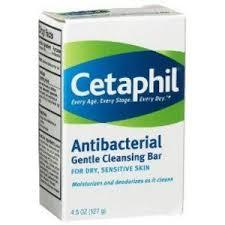 cetaphil antibacterial gentle cleansing bar galderma514836 reviews