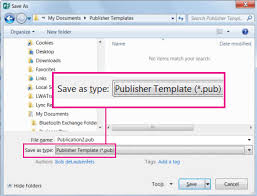 create a newsletter using publisher publisher
