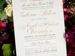 photo wedding invitations two ways to go about selecting a wedding invitation one is to