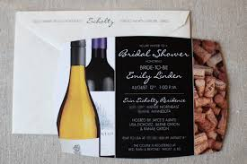 wine themed bridal shower invitations stephenanuno