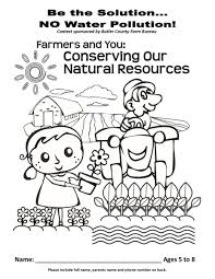 coloring contest sponsored by butler county farm bureau osu