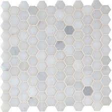 Backsplash Mosaic Tile Tile The Home Depot - Home depot tile backsplash