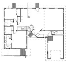 captivating modern home in monasterios spain ground floor plan