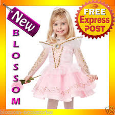 Deluxe Kids Halloween Costumes Ck88 Sleeping Beauty Deluxe Toddler Fancy Dress Book Week Kids