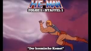 Komplettk He He Man Folge 1 Der Kosmische Komet Deutsch German Staffel 1