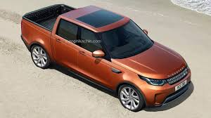 range rover pickup land rover discovery pick up et si il ressemblait à ça