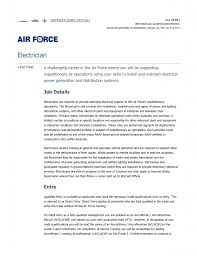 sample journeyman electrician cover letter electrician cover