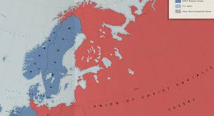 map of ussr re writing history textbook shows finland and as