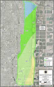 100 Year Floodplain Map City Of Scottsdale Granite Reef Watershed Drainage And Flood