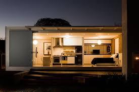 Modern Tiny House Who Needs Privacy Modern Bachelor Pad In Brazil