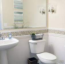 bathroom chair rail ideas 37 best home bathroom remodel images on bathroom
