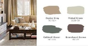pottery barn colors apartment therapy