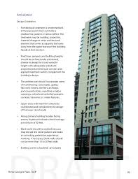 design guidelines the gables transit district draft standard and guidelines