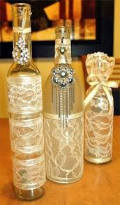 Diy Wine Bottle Decor by Lovable Bottle Decorations Wedding Wine Bottle Decorations For