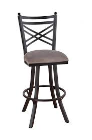 amazing black swivel bar stool with 2 low back bar stools black