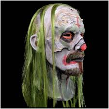 rob zombie 31 psycho head mask mad about horror