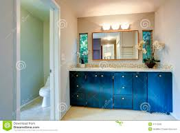 light blue bathroom bathroom colors masculine chocolate accent wall medicine dark blue