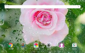 google images flower rainy flowers live wallpaper android apps on google play