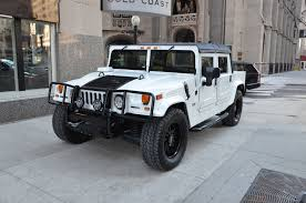 lamborghini hummer 2006 hummer h1 alpha open top stock gc1219ab for sale near