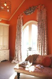 Curtain Color For Orange Walls Inspiration Curtain Color For Orange Walls Gopelling Net