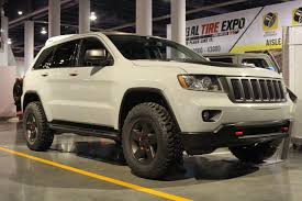 sema 2010 jeep grand cherokee off road edition photo gallery