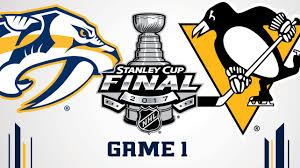 Home Team by Preds Stanley Cup Final Schedule