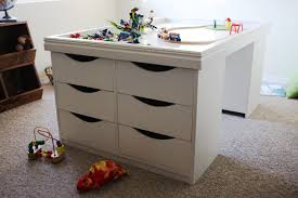 kids table with storage tips for decorating our kids bedroom with multifunctional table kid