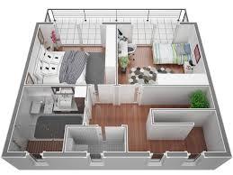 plan appartement 3 chambres impressionnant plan maison 80m2 3 chambres 14 villa contemporaine