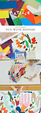 lovely exploration of matisse for artists young and old from