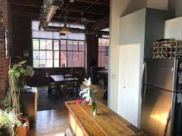 What Is Loft by For 3 100 A Month A Furnished Corktown Loft Curbed Detroit