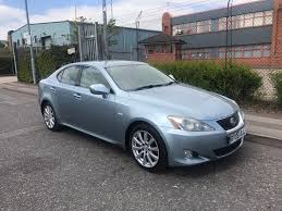 lexus fort birmingham used lexus is 250 saloon 2 5 se 4dr in birmingham warwickshire