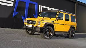 posaidon mercedes amg g63 goes all the way up to 850 hp 1 images