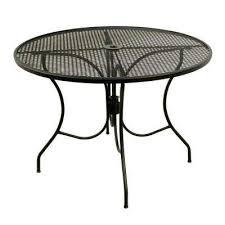 arlington house jackson oval patio dining table arlington house patio dining tables patio tables the home depot