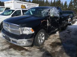 wrecked dodge trucks sold nd15596 2013 dodge ram 1500 4dr 4wd 5 7 automatic
