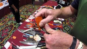 Razor Sharp Kitchen Knives How To Sharpen Your Pocket Knife Razor Sharp Youtube